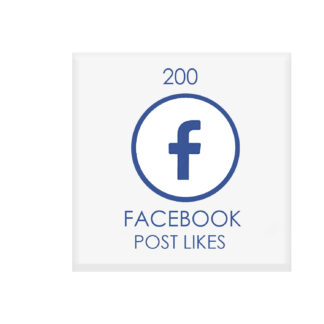200 facebook POST likes